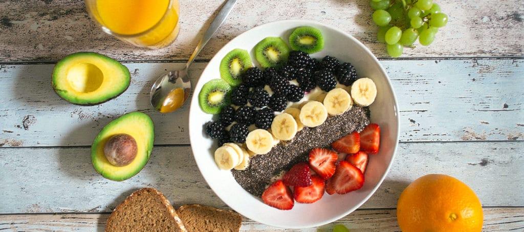 מזון שאינו מייצר פסולת רבה בריא יותר לגוף שלנו